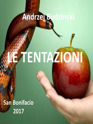 cover image of Le tentazioni