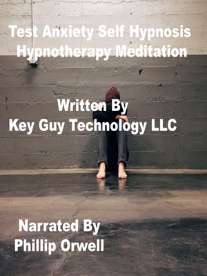 cover image of Test Anxiety Self Hypnosis Hypnotherapy Meditation
