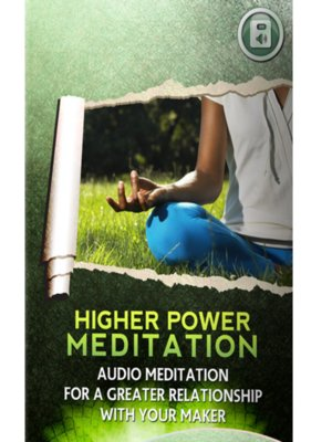 cover image of Higher Power Meditation