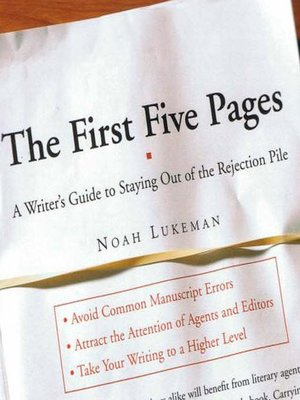 cover image of The First Five Pages