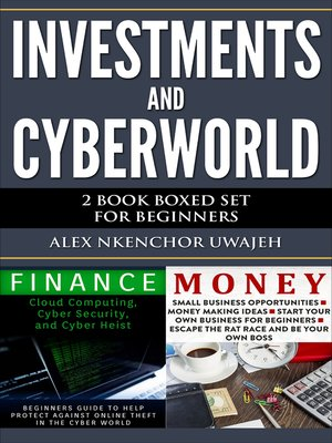 cover image of Investments and CyberWorld