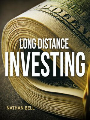 cover image of Long Distance Investing