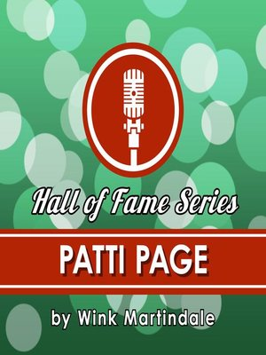 cover image of Patti Page
