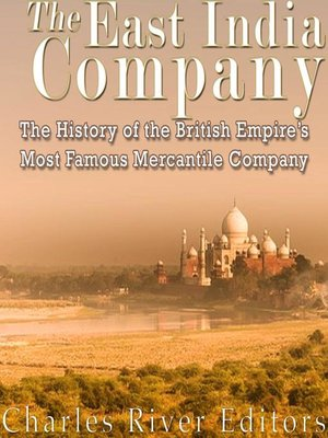 cover image of The East India Company