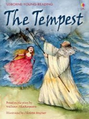 cover image of Tempest, The--William Shakespeare