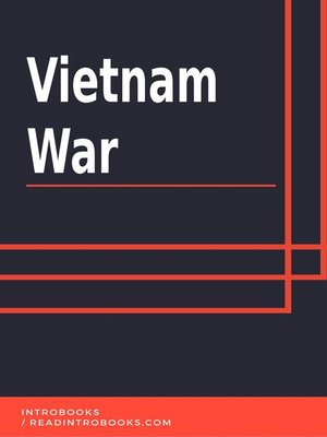 cover image of Vietnam War