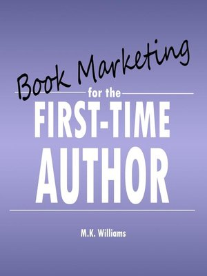 cover image of Book Marketing for the First-Time Author
