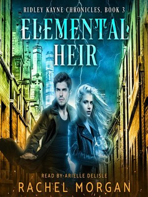 cover image of Elemental Heir