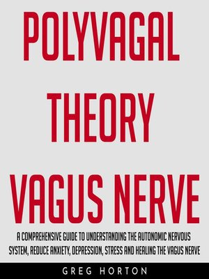cover image of POLYVAGAL THEORY VAGUS NERVE
