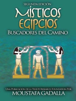 cover image of Místicos Egipcios