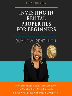 cover image of Investing In Rental Properties For Beginners