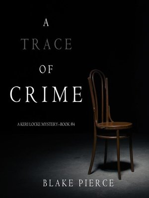 cover image of A Trace of Crime