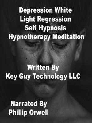 cover image of Depression White Self Hypnosis Hypnotherapy Meditation