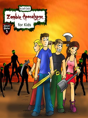 cover image of Zombie Apocalypse for Kids