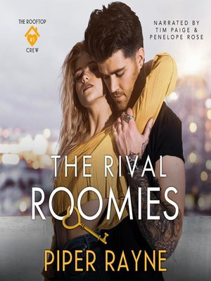 cover image of The Rival Roomies