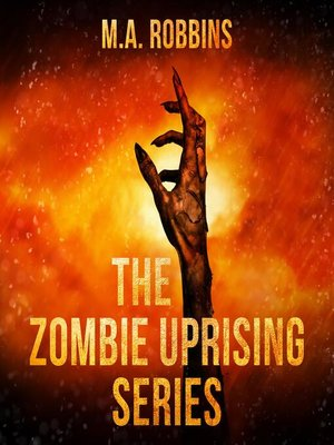 cover image of The Zombie Uprising Series