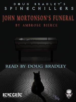 cover image of John Mortonson's Funeral