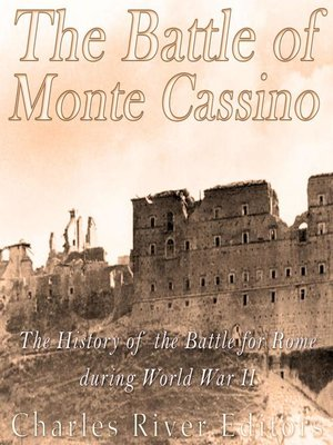 cover image of The Battle of Monte Cassino