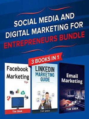 cover image of Social Media and Digital Marketing for Entrepreneurs Bundle