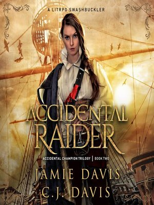 cover image of Accidental Raider