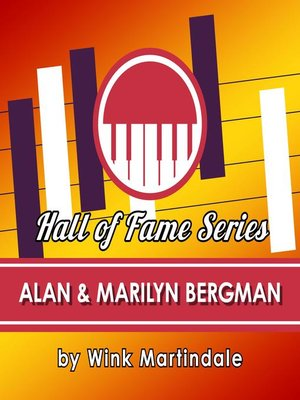 cover image of Alan & Marilyn Bergman