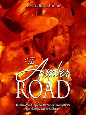 cover image of The Amber Road