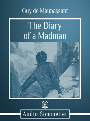 cover image of The Diary of a Madman