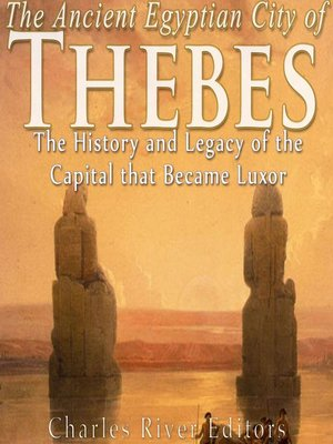 cover image of The Ancient Egyptian City of Thebes