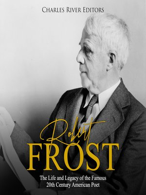 cover image of Robert Frost