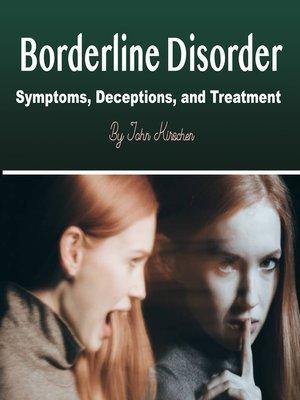 cover image of Borderline Disorder