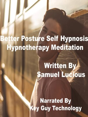 cover image of Better Posture Self Hypnosis Hypnotherapy Meditation