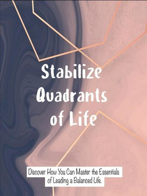 cover image of Stabilize Quadrants of Life