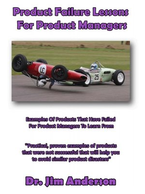 cover image of Product Failure Lessons for Product Managers