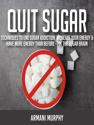 cover image of Quit Sugar