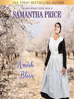 cover image of Amish Bliss