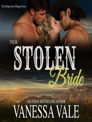 cover image of Their Stolen Bride