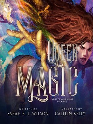 cover image of Queen Magic