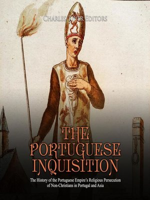 cover image of The Portuguese Inquisition