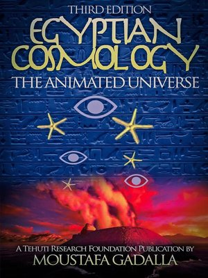 cover image of Egyptian Cosmology the Animated Universe