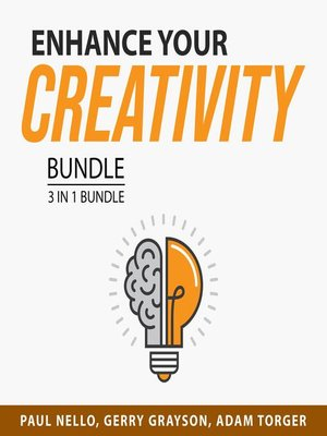cover image of Enhance Your Creativity Bundle, 3 in 1 Bundle