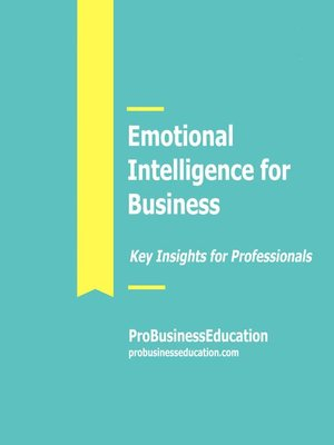 cover image of Emotional Intelligence for Business