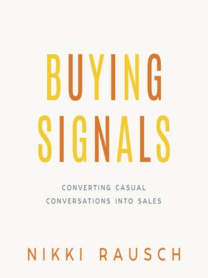 cover image of Buying Signals