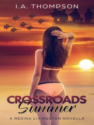 cover image of Crossroads Summer