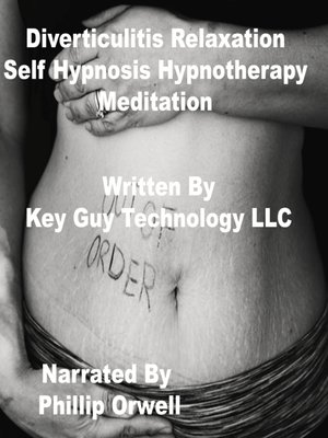 cover image of Diverculitis Self Hypnosis Hypnotherapy Meditation
