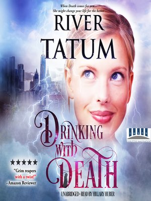cover image of Drinking With Death