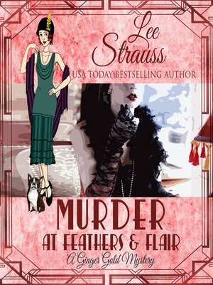 cover image of Murder at Feathers and Flair