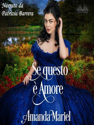 cover image of Se questo è Amore