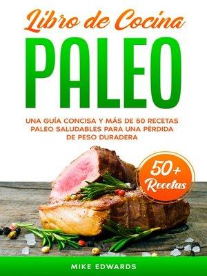 cover image of Libro de Cocina Paleo