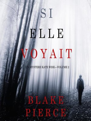 cover image of Si elle voyait (Un mystère Kate Wise—Volume 2)