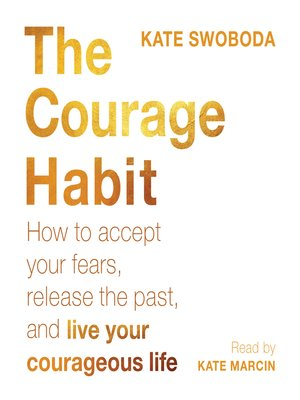 cover image of The Courage Habit